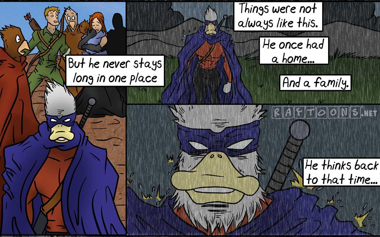 Legacy, Part 1